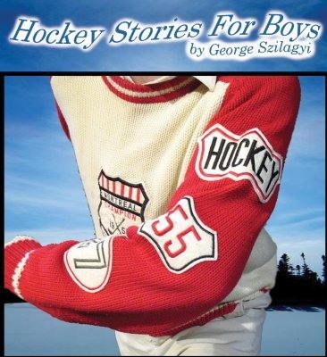 Hockey Stories for Boys