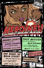 Heroines: Tree Hugger