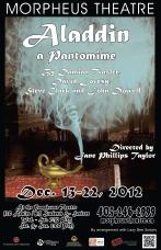 Aladdin A Pantomime - Morpheus Theatre
