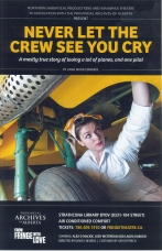 Never Let the Crew See You Cry