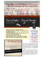 Out of Sight... Out of Murder