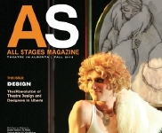All Stages Magazine, Fall 2013 - Design