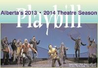 Theatre Alberta's 2013-2014 Playbill poster