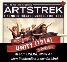 Theatre Alberta's Artstrek: A Summer Theatre School for Teens
