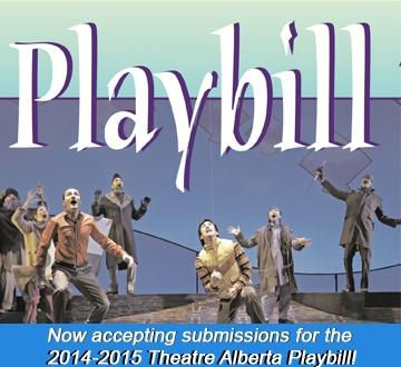 The Theatre Alberta Playbill
