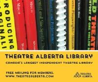 Theatre Alberta Library