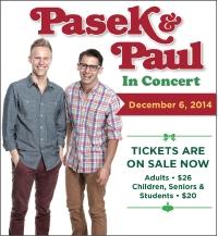 Pasek & Paul in St. Albert