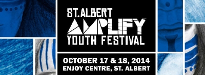 2014 St. Albert Amplify Youth Festival