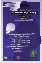 Forsooth, My Lovely - Hoodlum Theatre