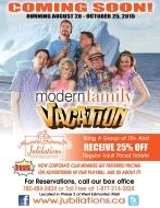 Modern Family Vacation - Jubilations