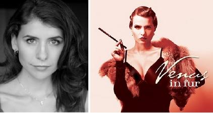 Alana Hawley stars in Venus in Fur