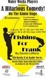 Fishing for Frank