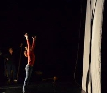 Workshops by Request - Grande Prarie Live Theatre Shadow Performance