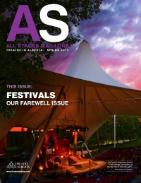 All Stages cover - Spring 2015