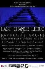 Last Chance Leduc