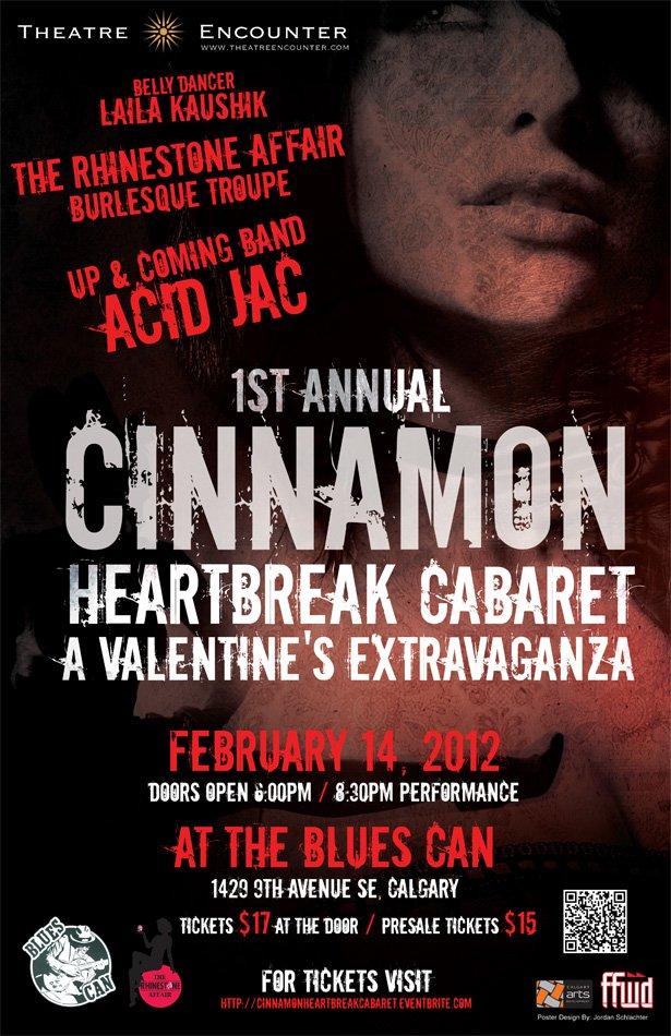 Theatre Encounter's Cinnamon Heartbreak Cafe