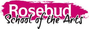Rosebud School of the Arts logo