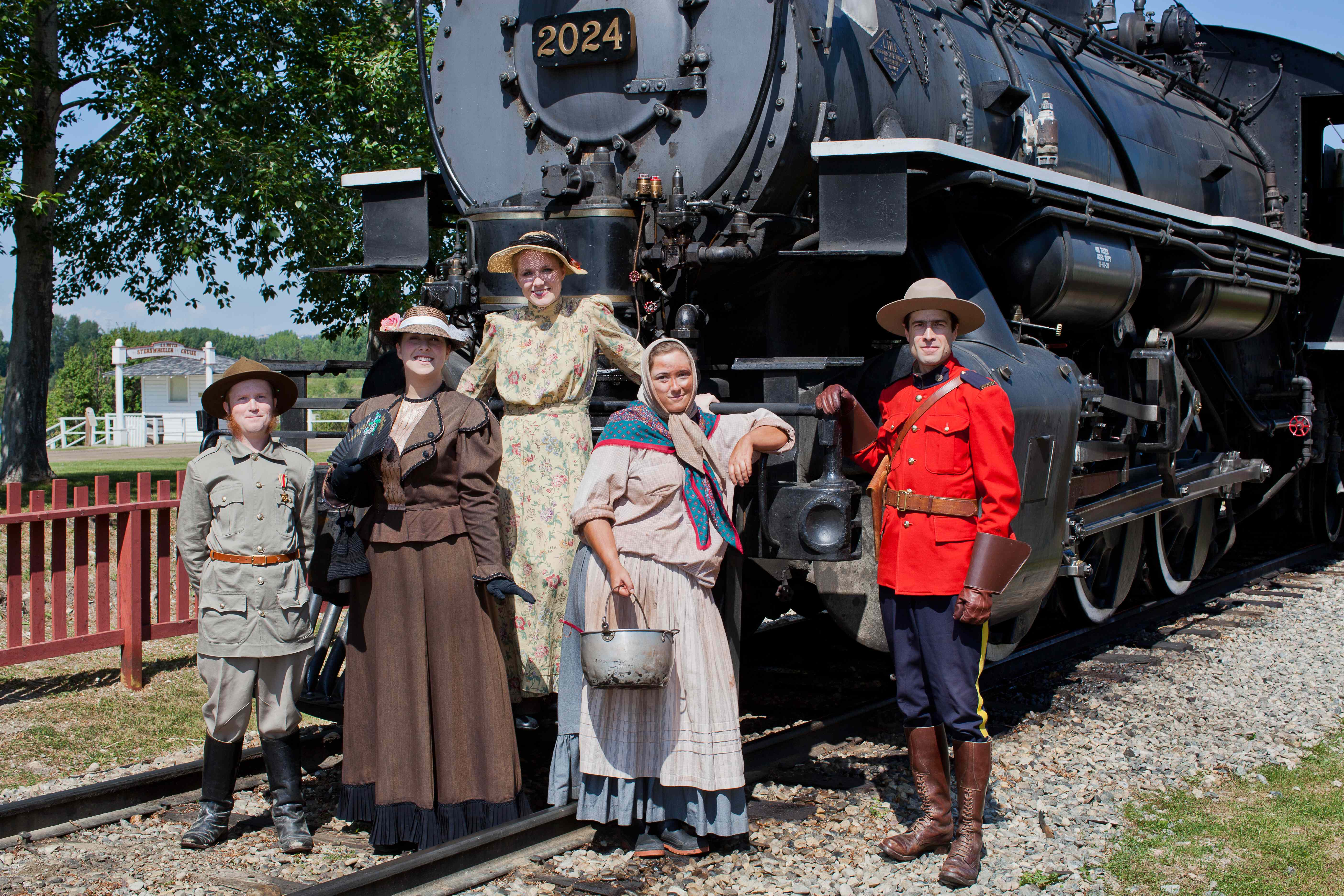 Auditions calgary character interpreters spring - The garden place at heritage park ...