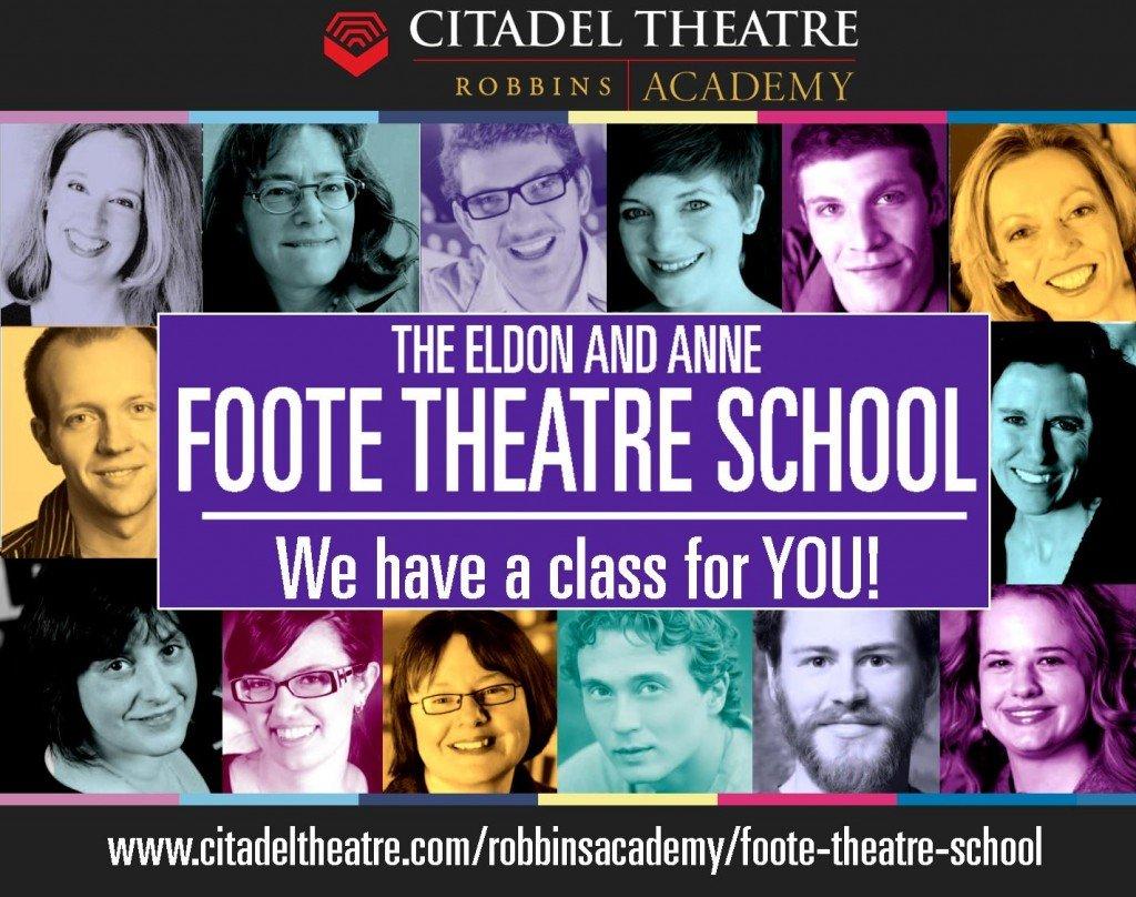 Foote-Theatre-School-LDJIN-Playbill