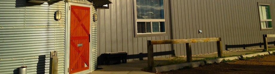 C103 front door as pictured on www.c103.ca