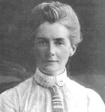 Nurse Edith Cavell, image courtesy of Cavell Nurses Trust