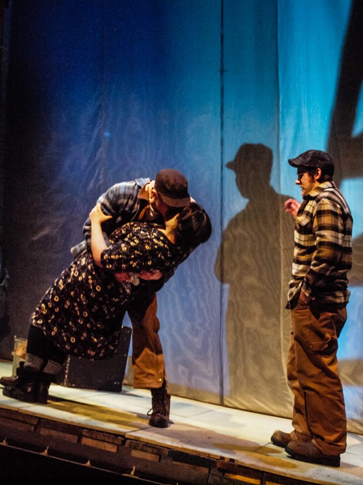 Last Chance Leduc by Katherine Koller, GPRC Theatre Rising, Grande Prairie, 2015