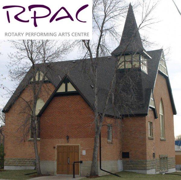 Rotary Performing Arts Centre, Okotoks