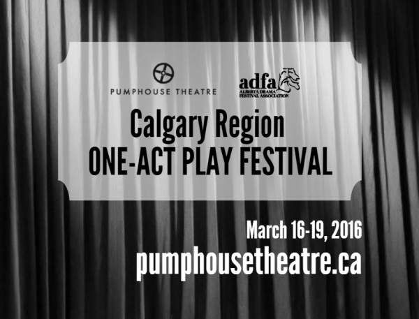 Calgary Region One-Act Play Festival