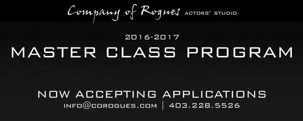 Master Class Program, Company of Rogues'