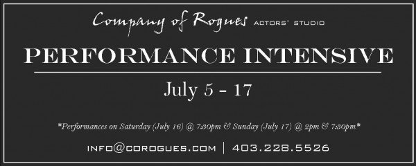 Company of Rogues - Performance Intensive
