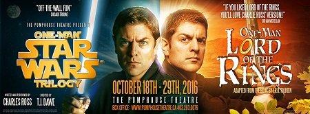 Pumphouse Theatre, FanArt Exhibit
