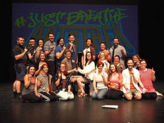 Artstrek 2016 Staff