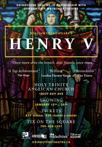 Henry V, Grindstone & The Malachites
