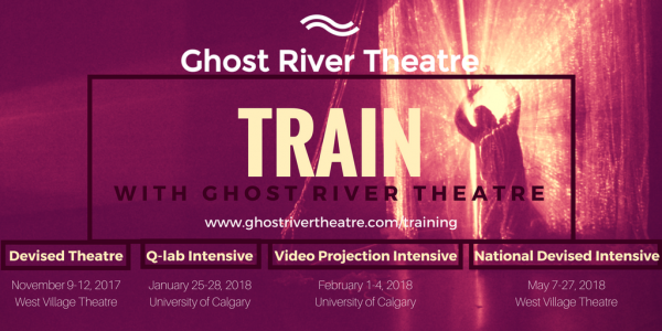December Theatre Alberta - Lecturer accidentally projected porn one classes