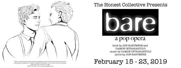 Auditions (Calgary): Bare: A Pop Opera - Theatre