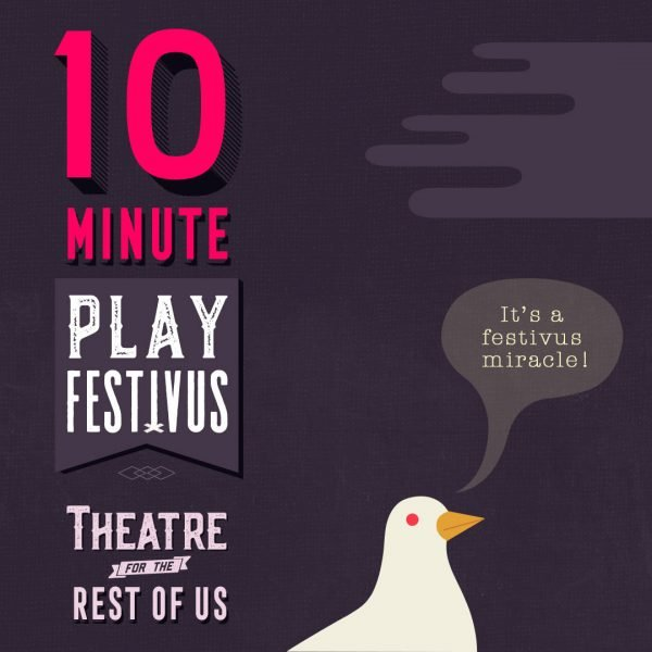 Call for Submissions (Canmore): Theatre Canmore 10-Minute Play