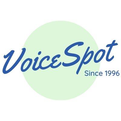 VoiceSpot logo