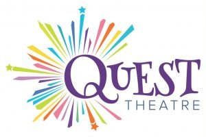 Quest Theatre logo