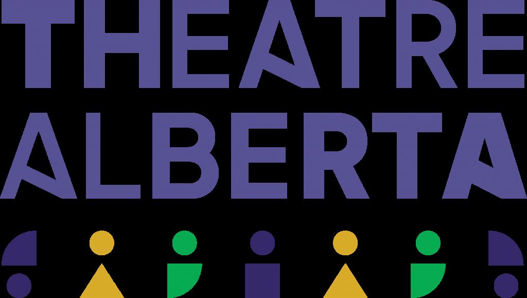 Theatre Alberta Logo In Colour