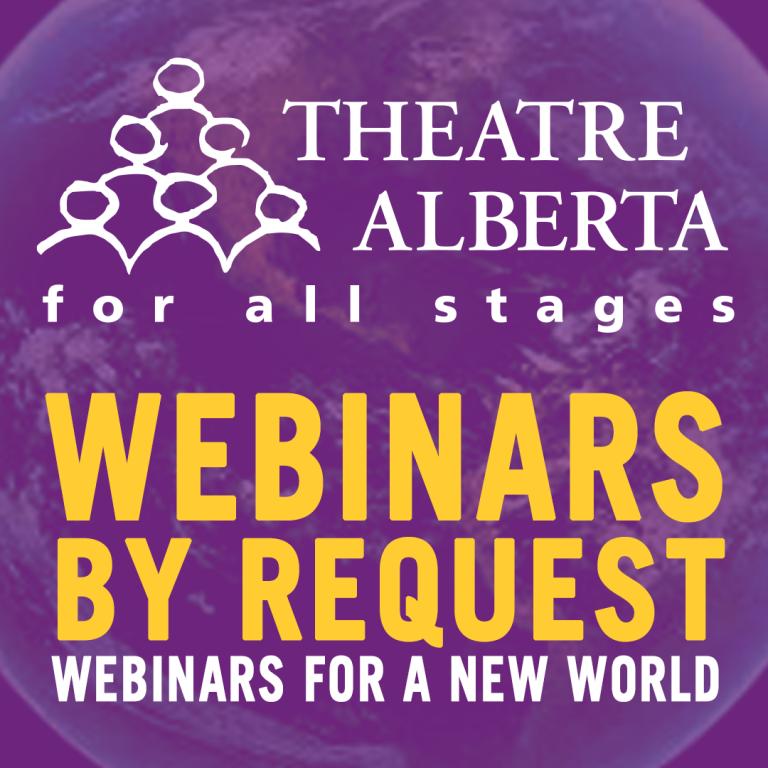 Webinars By Request Logo