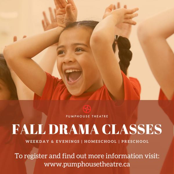 Fall Drama Classes Image
