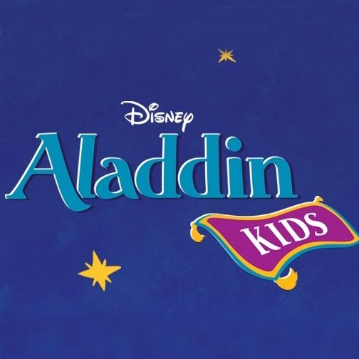 Disney Aladdin Kids poster
