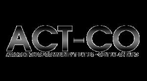 Association of Community Theatres Central Ontario logo