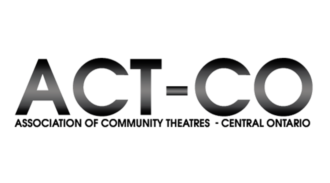 Association of Community Theatres Central Ontario logo