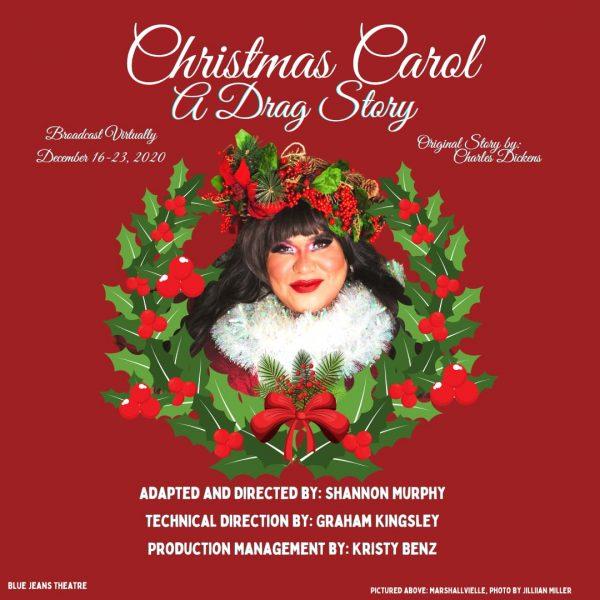 poster image for Christmas Carol a Drag Story