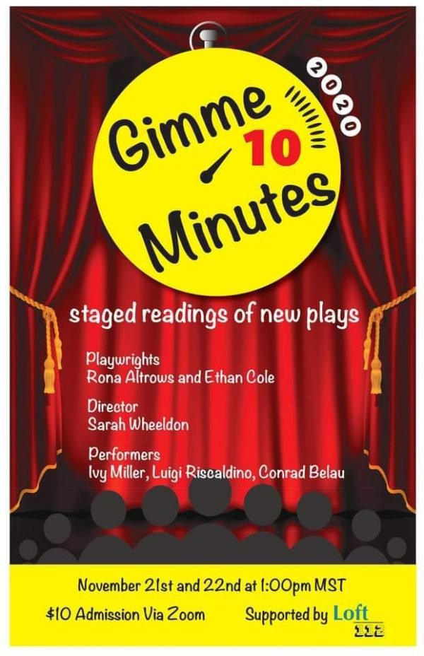 Gimme 10 Minutes poster image