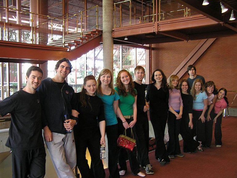 Red Deer College Students at Emerge