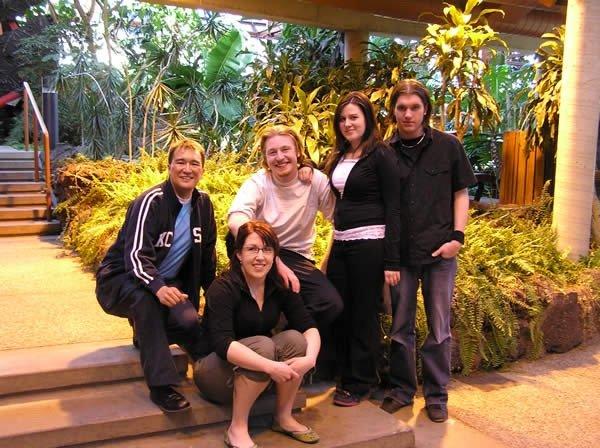 Keyano Students at Emerge
