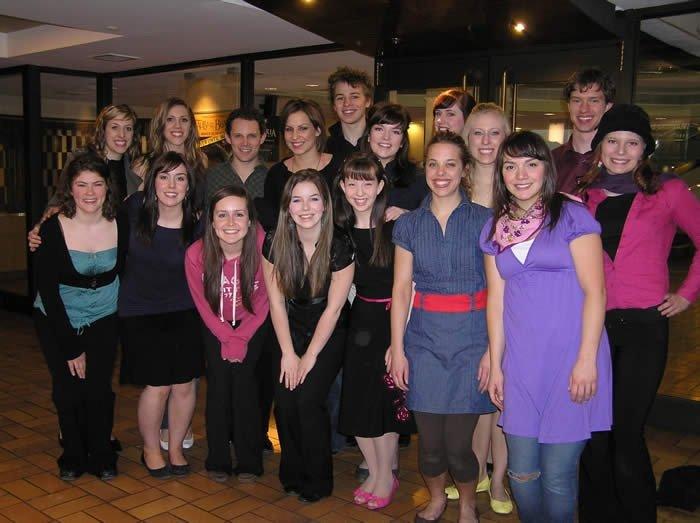 Grant MacEwan Students at Emerge