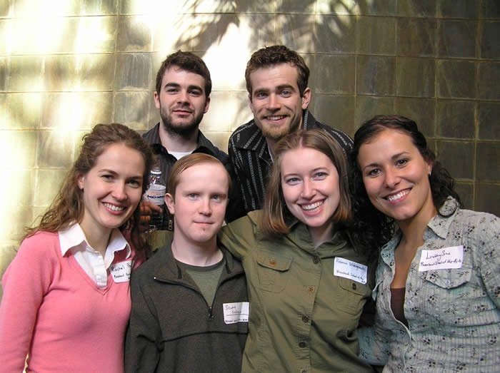 Rosebud Students at Emerge